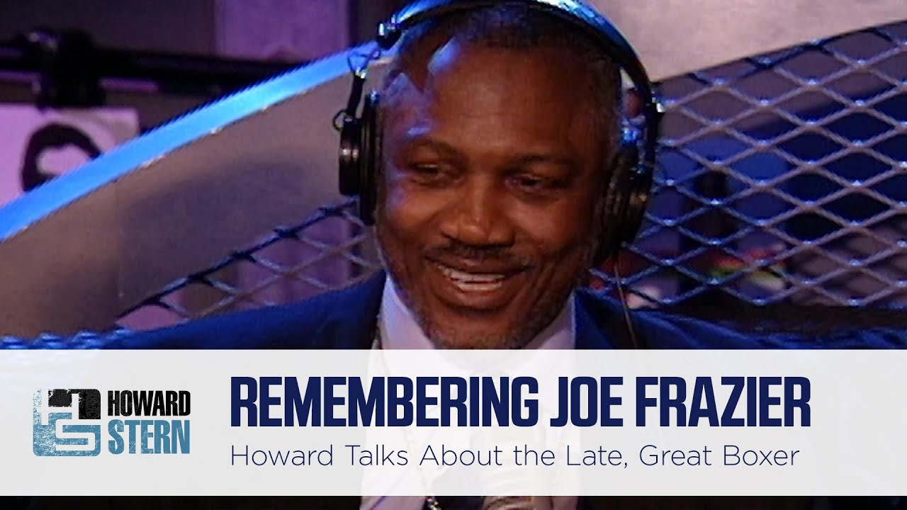 Howard Pays Tribute to Boxing Legend Joe Frazier