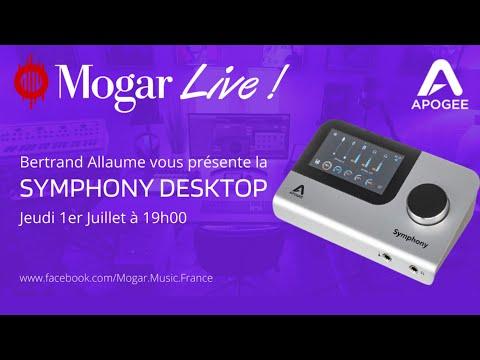 Présentation de la Symphony Desktop d'Apogee