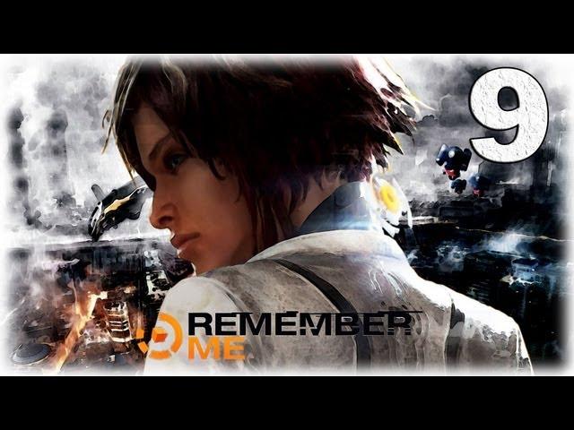 Смотреть прохождение игры Remember me. Серия 9 - Мадам и ее игры.