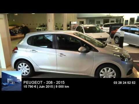 annonce occasion peugeot 208 1 6 bluehdi 75ch active 5p 2015 youtube. Black Bedroom Furniture Sets. Home Design Ideas