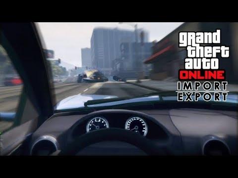 GTAO Import Export: Sloppy Acquisitions | Episode 1 (6x Import)