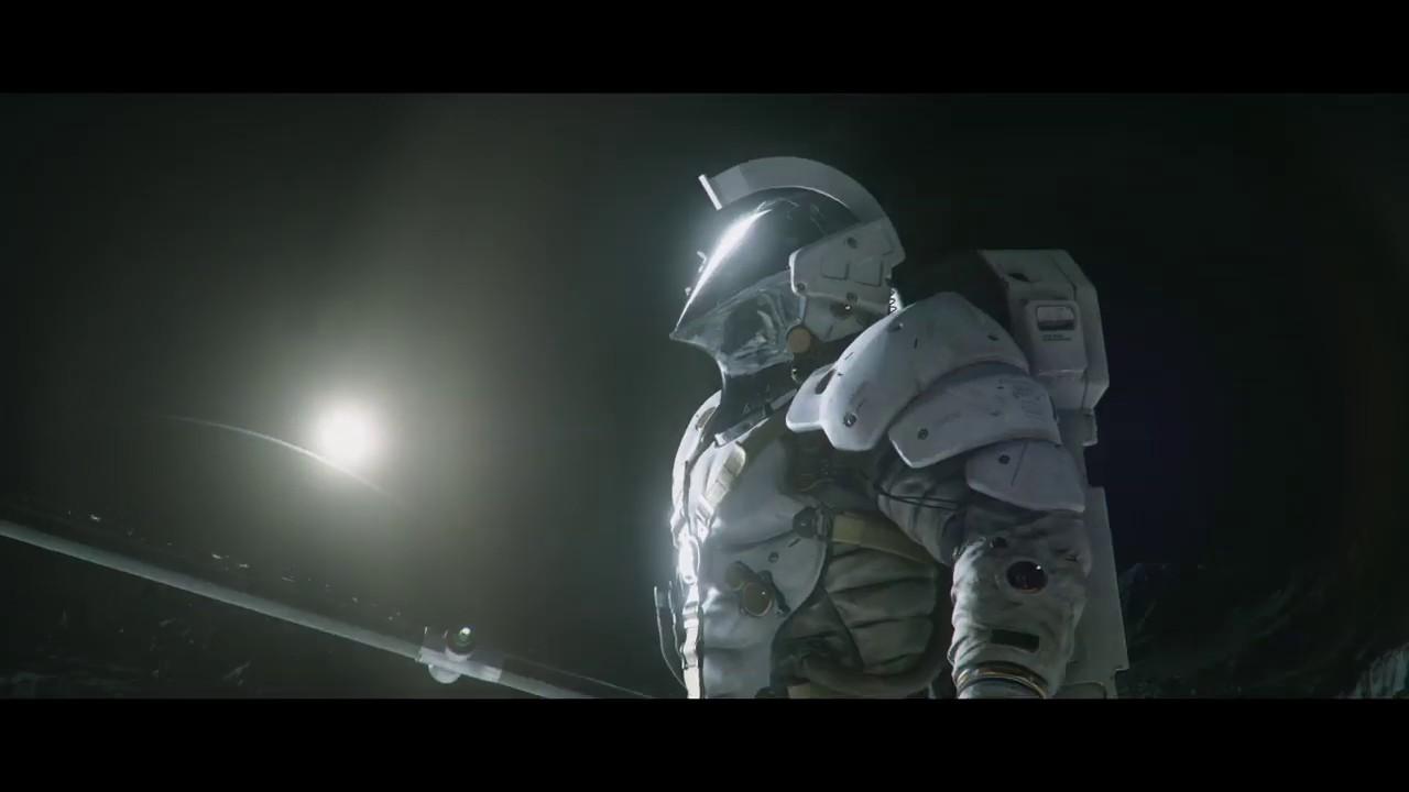 [PS4]死亡擱淺:序章 送貨員 - YouTube