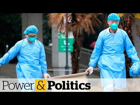 Precautionary Coronavirus Screening Initiated At Canadian Airports | Power & Politics