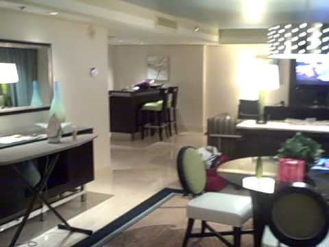 Mirage Penthouse Suite Las Vegas Penthouse Suite Youtube