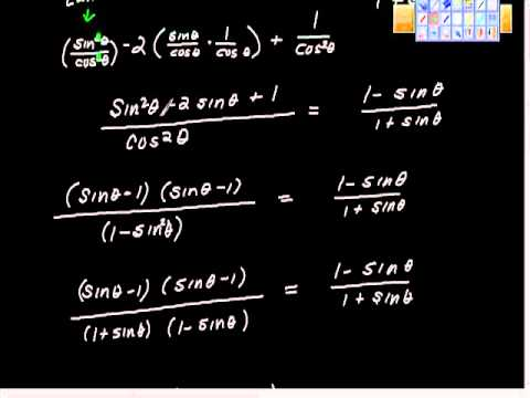ANALYTIC TRIGONOMETRY EBOOK