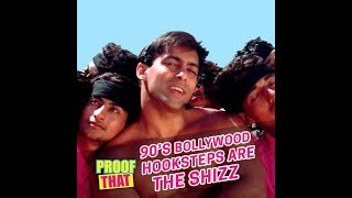Proof That 90's Bollywood Hooksteps Are The Shizz | MissMalini Entertainment | MissMalini