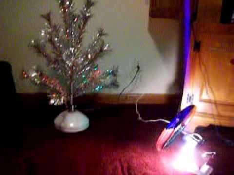 ebay auction silver aluminum christmas tree - Aluminum Christmas Tree Ebay