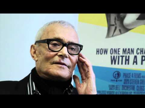 Vidal Sassoon Interview