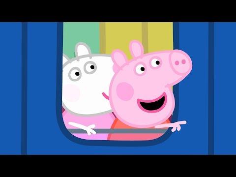 Peppa Pig em Português   Compilação de episódios   45 Minutos - 4K!   Desenhos Animados