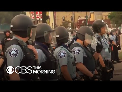 Policing in America amid national protests against police brutality