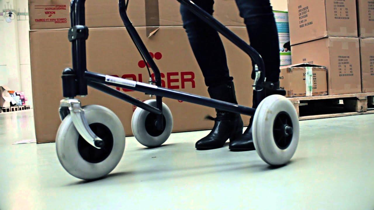 Rollator Rennen