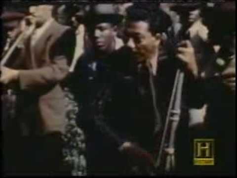 """David Halberstam's The Fifties: """"The Beat"""""""
