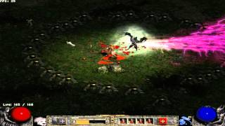 Diablo 2 Median XL Ultimative XVI [01] - Начало путешествия BOW-Друида