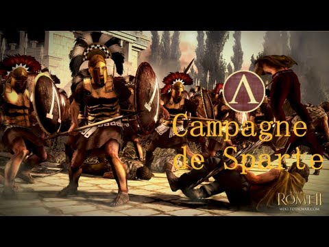 Sparte... Pacification!- Total War: Rome II - Episode 16