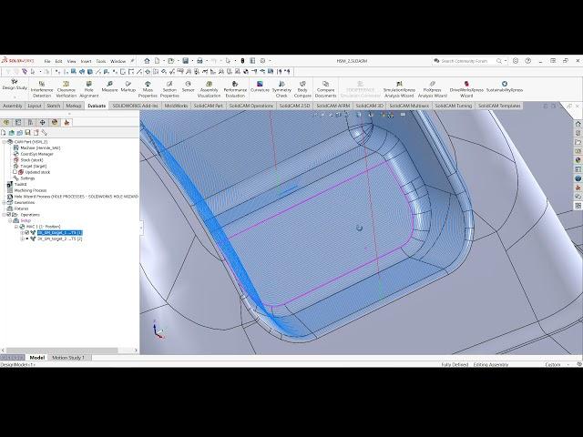 Geodesic Machining