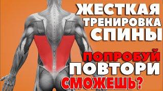 Идеальная Тренировка Спины. ЭФФЕКТИВНЫЕ УПРАЖНЕНИЯ ДЛЯ ШИРОКОЙ СПИНЫ.