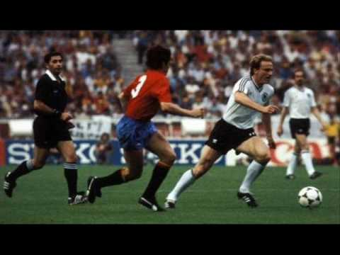 A tribute to Karl-Heinz Rummenigge