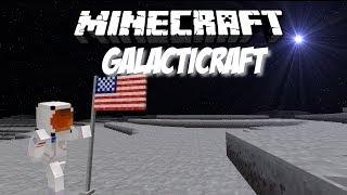 ZUM MOND FLIEGEN: Galacticraft Mod Deutsch [Vorstellung+Installation]