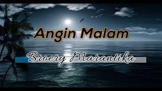[Tanpa Vokal] 🎵 Broery Marantika - Angin Malam 🎵 +Lirik Lagu [Midi Karaoke]