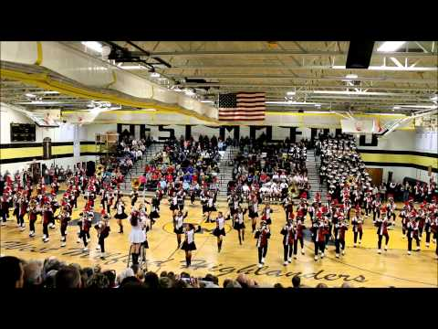 2014 Tattoo Clifton Mustang Band