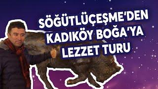 KADIKÖY SOKAK LEZZETLERİ !!!