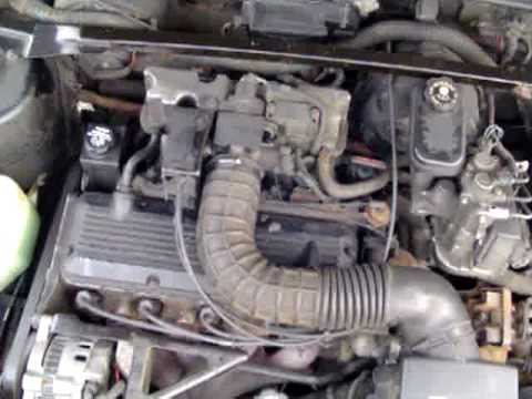 92 cavalier hard cold start problem 2 2 solved youtube chevrolet malibu engine diagram