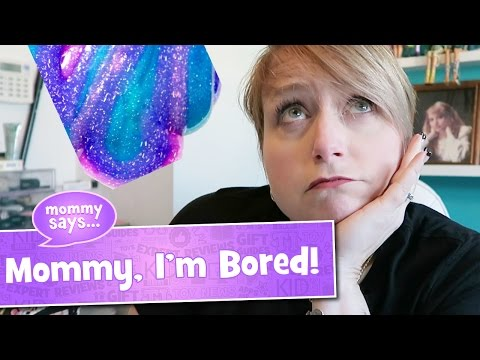 Beat Bordeom this Winter with DIY SLIME! Mommy Says!