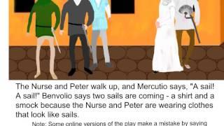 Romeo and Juliet - Act 2, Scene 4 Summary