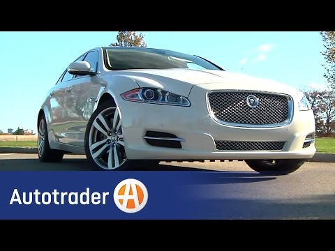 2011 Jaguar XJ - AutoTrader New Car Review