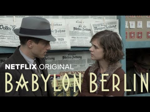 Babylon Berlin - Trailer L Netflix