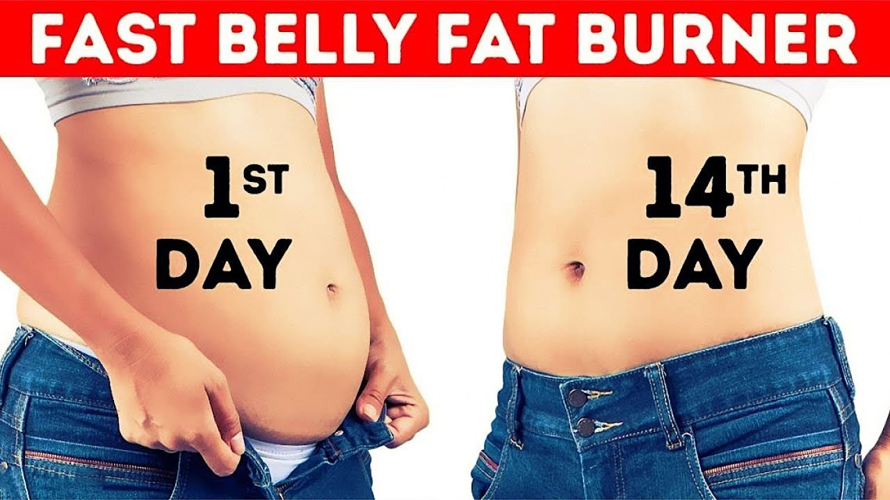 flat stomach in one day exercise
