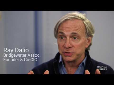 Ray Dalio: Business Insider Interview