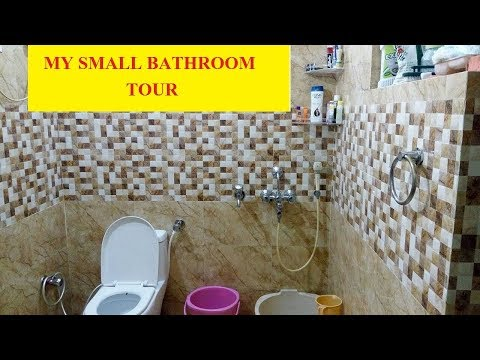 Indian Small Bathroom Organization Ideas Indian Small Bathroom Tour House Tour Part 1 Youtube