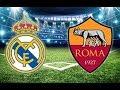 Real madrid vs Roma Full Penalty Shootout 2019-International Champions Cup⚽
