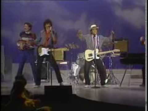 """Sawyer Brown Performs On """"Star Search"""" TV Show 1983"""