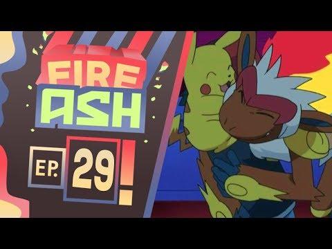 Pokemon Fire Ash Part 29 INFERNAPE! ( Pokemon Fan Game ) Gameplay Walkthrough