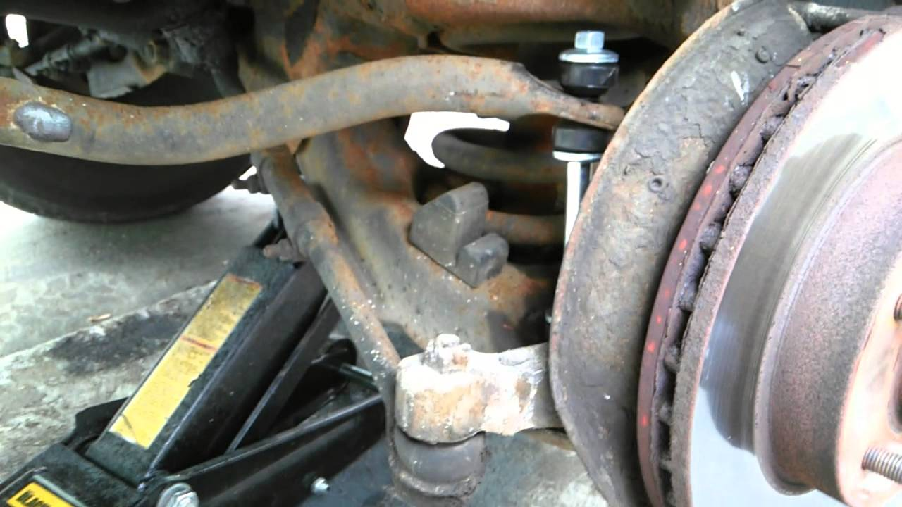 hight resolution of 2001 gmc sonoma sway bar end link install