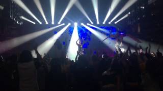 Goosebumps Travis Scott Live Boston DAMN. Tour 7/22/17