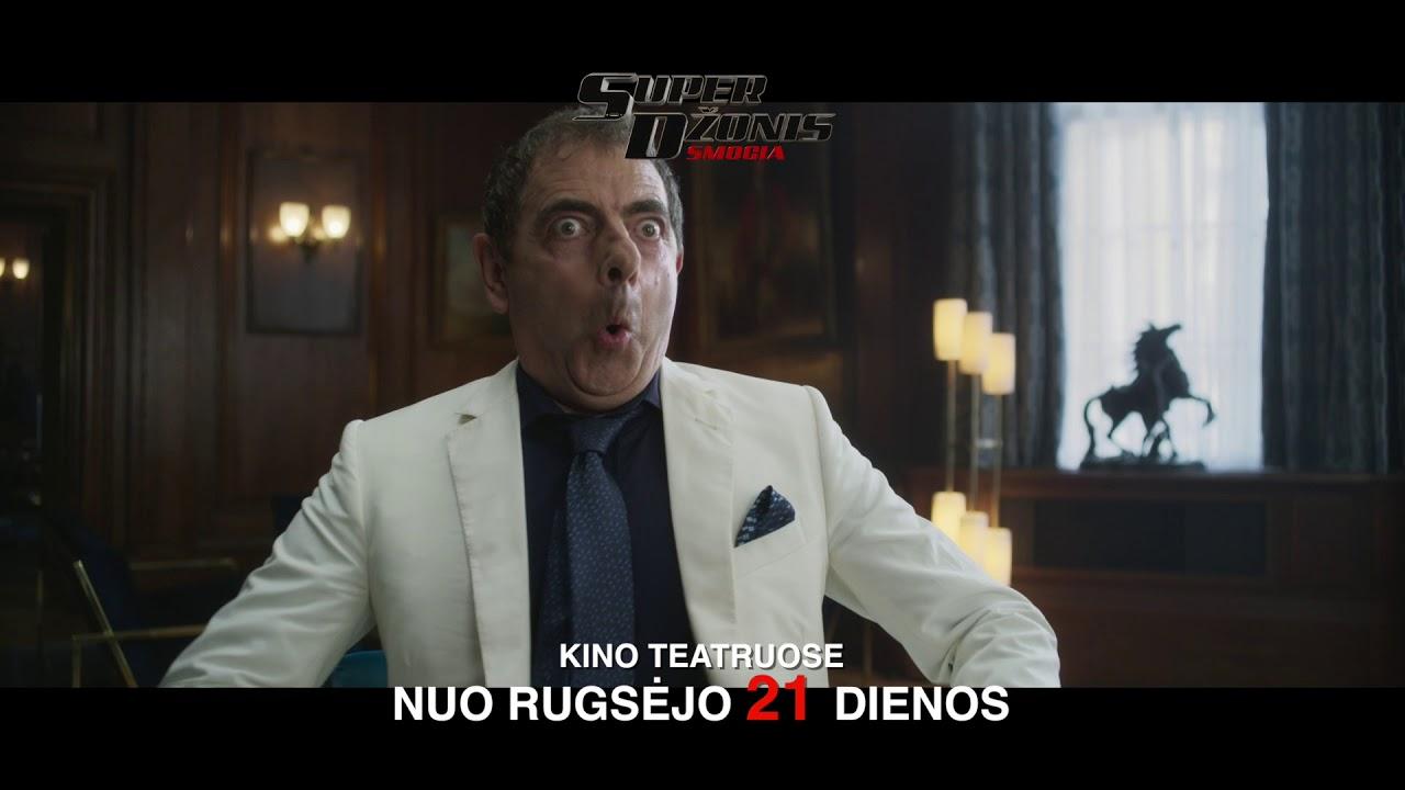 SUPER DŽONIS SMOGIA video
