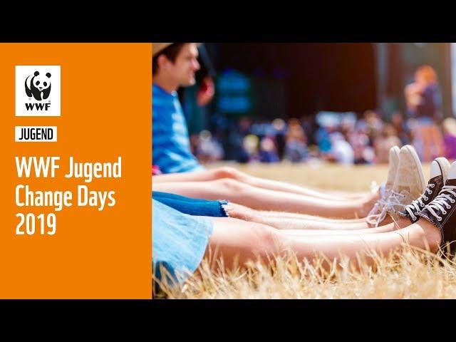 WWF Jugend Change Days 2019   WWF Deutschland