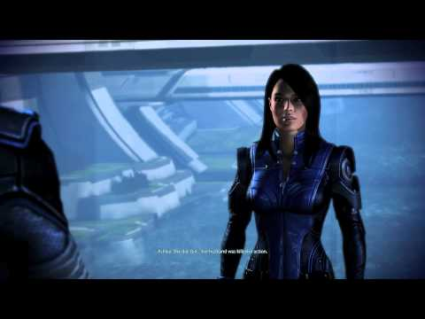 Mass Effect 3 - New game plus and From Ashes DLC playthrough (Part 39) |