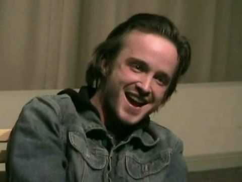 Breaking Bad Audition Tape  Aaron Paul