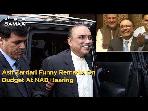 Asif Zardari funny