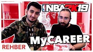 """Alper Biçen ile NBA 2K19 """"MyCAREER"""" Rehberi [Ödüllü]"""