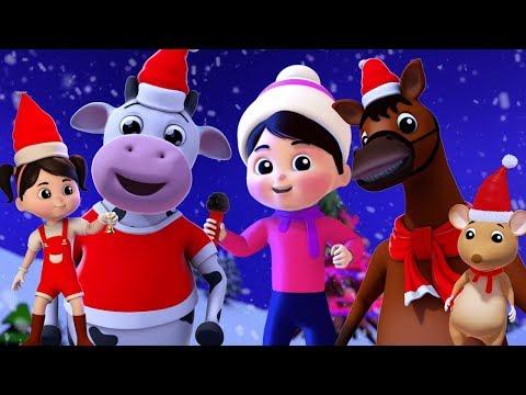 Kami mengucapkan selamat Hari Natal | Selamat tahun baru lagu | We wish you a merry christmas