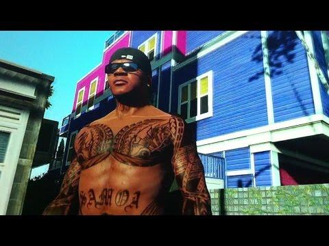 GTA 5 Samoa Tatau