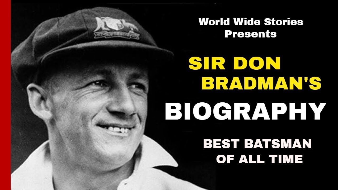 Sir Don Bradman Biography | Best Cricketer of all time (2018)
