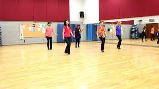 Thank You (Tina Argyle) - Line Dance (Dance & Teach in English & 中文)