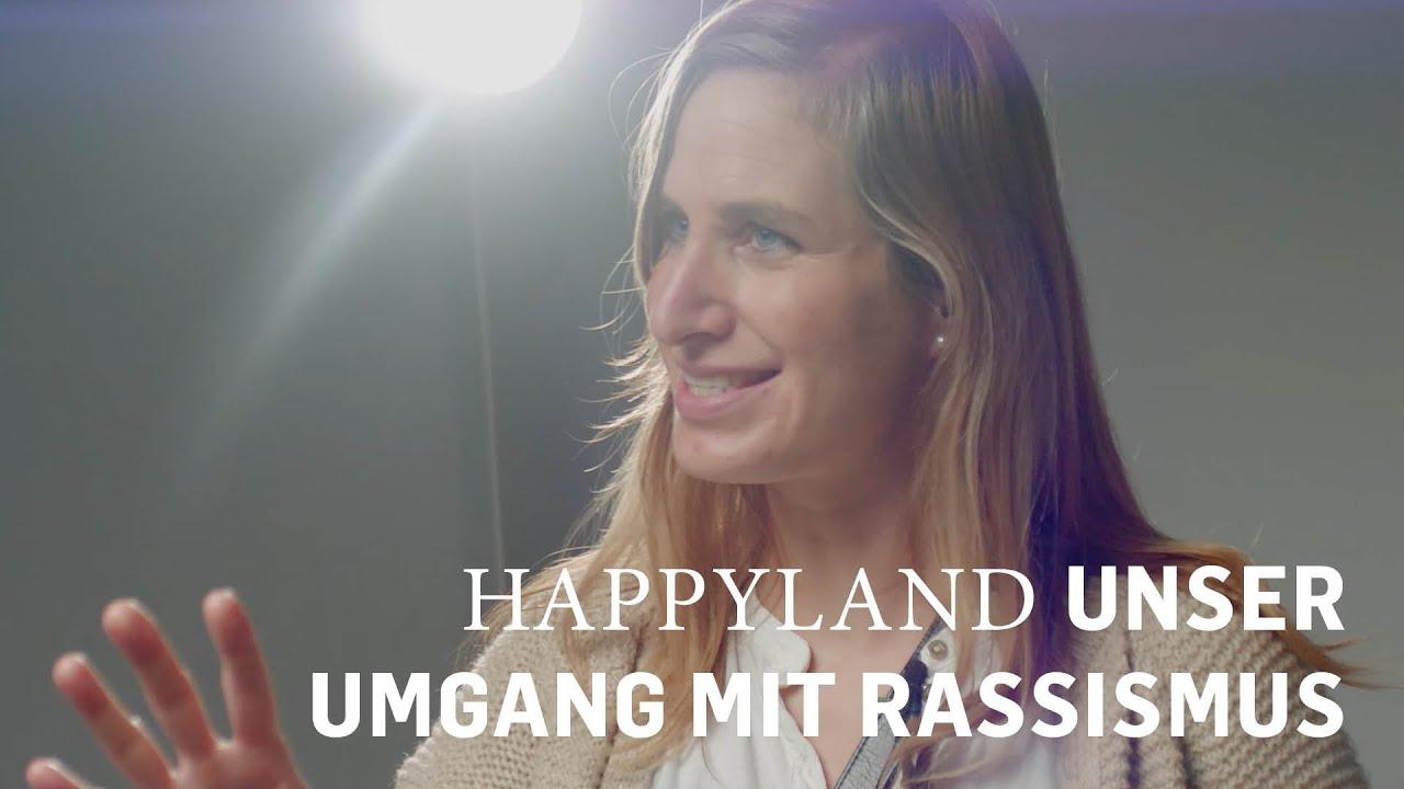 Spoken Word – Happyland   Tina Homburg