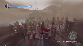 Superman Returns: The Videogame Xbox 360 Review - Video